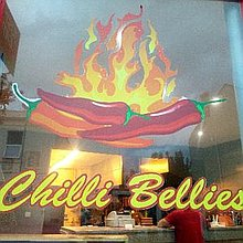 Chilli Bellies Wedding Catering
