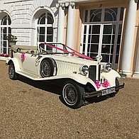 BKP Wedding Cars Vintage & Classic Wedding Car