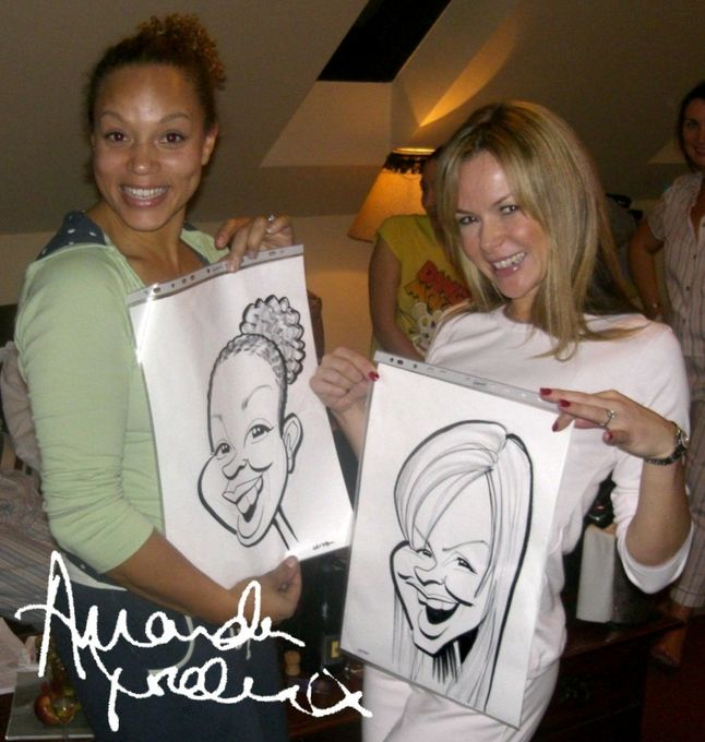 Spot On Caricatures - Caricaturist  - Leicester - Leicestershire photo