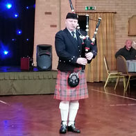 City Piper For All Occasions Bagpiper