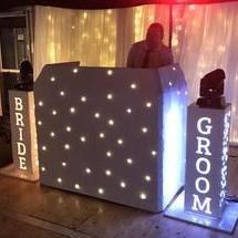 Visual Music Productions Wedding DJ