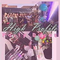 High Profile Party Buses Party Bus