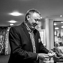 Darren Robinson Magician Wedding Magician