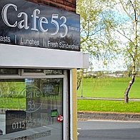 Cafe 53 Leeds Afternoon Tea Catering