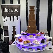 Choc-A-Lot Fountains Catering