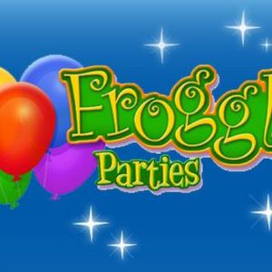 Froggle Parties Sussex Children's Magician