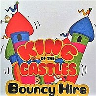 King Of The Castles Bouncy Hire Popcorn Cart
