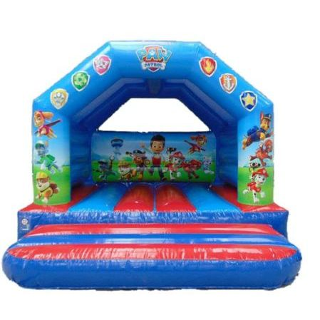 Aberdeen & Shire Bouncy Castle Hire Children Entertainment