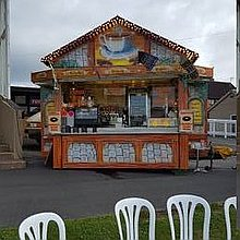 Coffee Cottage Burger Van