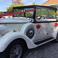 Regency Wedding Cars Wedding car