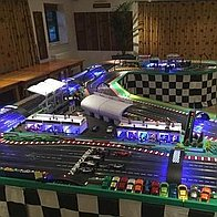 Pro Slot Racing Games and Activities