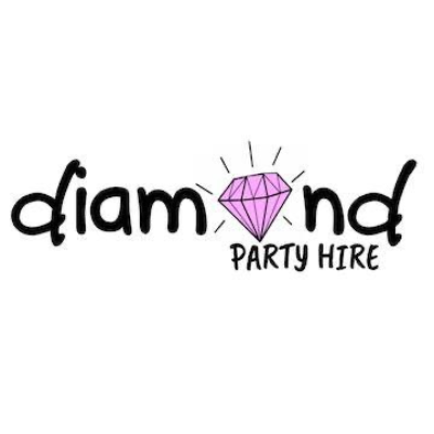 Diamond Party Hire Sweets and Candies Cart