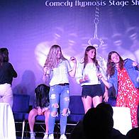 Reggie B Hypnotist Comedy Show