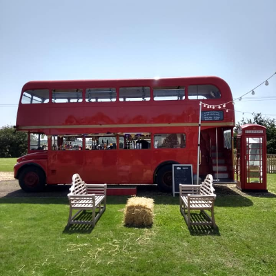 The Venue Bus Mobile Bar
