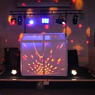 Moonshadow Disco Wedding DJ