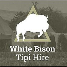 White Bison Tipi Hire Marquee Flooring