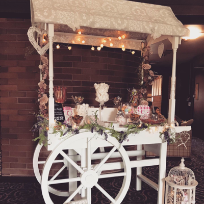 Dandy Candy Sweet Cart Catering