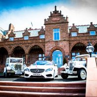 EG Chauffeur Hire Wedding car