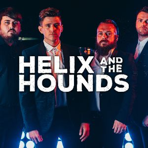 Helix And The Hounds Wedding Music Band