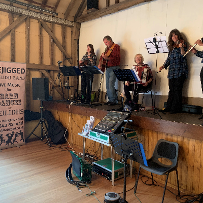 Rejigged Ceilidh Band Function & Wedding Music Band