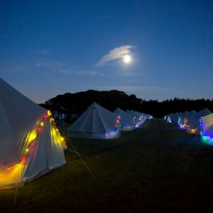 The Tipi & Bell Tent Hire Co. Ltd Bell Tent