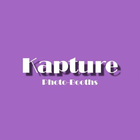 Kapture Photo Booth Photo or Video Services
