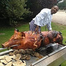 Hog BBQ - Northern Ireland Indian Catering