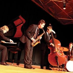 The MPR Jazz Ensemble Swing Band