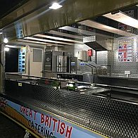 C&L Catering Fish and Chip Van
