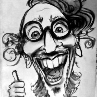 Caricaturist - Caricaturist , Edinburgh,  Face Painter, Edinburgh