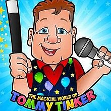 Tommy Tinker Bubble Machine
