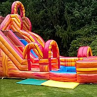 "Bounce ""n"" Slide Bouncy Castle"