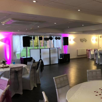 Premier Event Solutions Ltd Projector and Screen