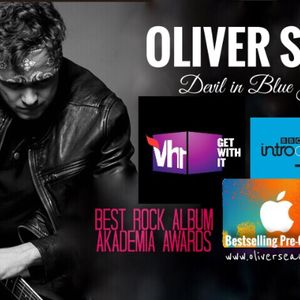 Oliver Sean - MTV EMA Nominated Band Blues Band