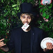 The Magic Word Magician Illusionist