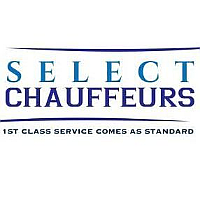 Select Chauffeurs Wedding car