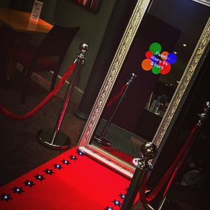 Hire Magic Mirror Photo Booth