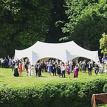 Alfresco Marquees Stretch Marquee