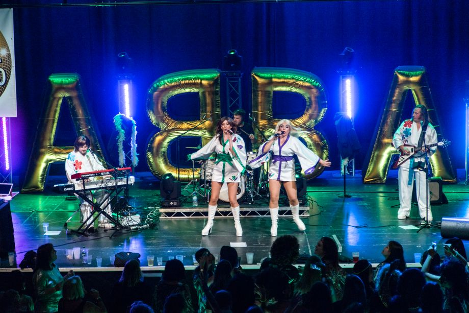 ABBA Rebjorn - Live music band Tribute Band  - Wiltshire - Wiltshire photo