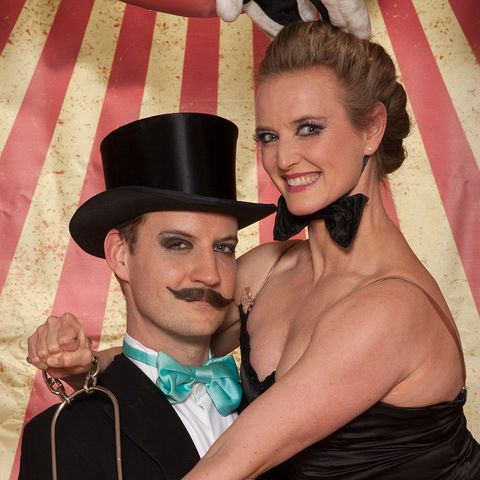 Norvil & Josephine - Magician , London, Circus Entertainment , London,  Aerialist, London Acrobat, London Wedding Magician, London Illusionist, London Corporate Magician, London