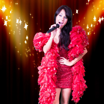 Shelley Davina - Diva of the Decades Show Live Solo Singer