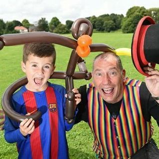 Manchester Balloon Modeller Children Entertainment
