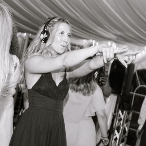 Silent Disco Party UK DJ