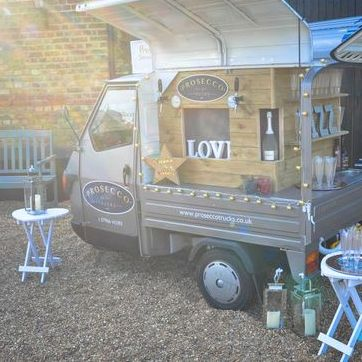 Prosecco Trucks Mobile Bar