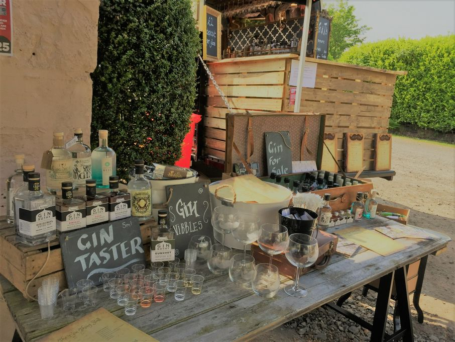 The Gin Thing - Catering  - Stirling - Stirlingshire photo