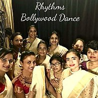 Rhythms Bollywood Dance School Dance Act