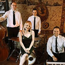 Pink Champagne ( Duo/Trio/ Quartet ) Swing Band