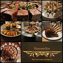 Elegant Eat Corporate Event Catering