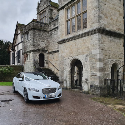 Ashford Chauffeurs Wedding car