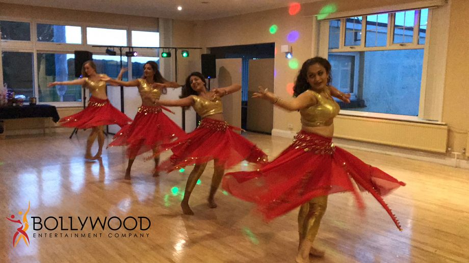 The Bollywood Entertainment Company - Dance Act  - London - Greater London photo